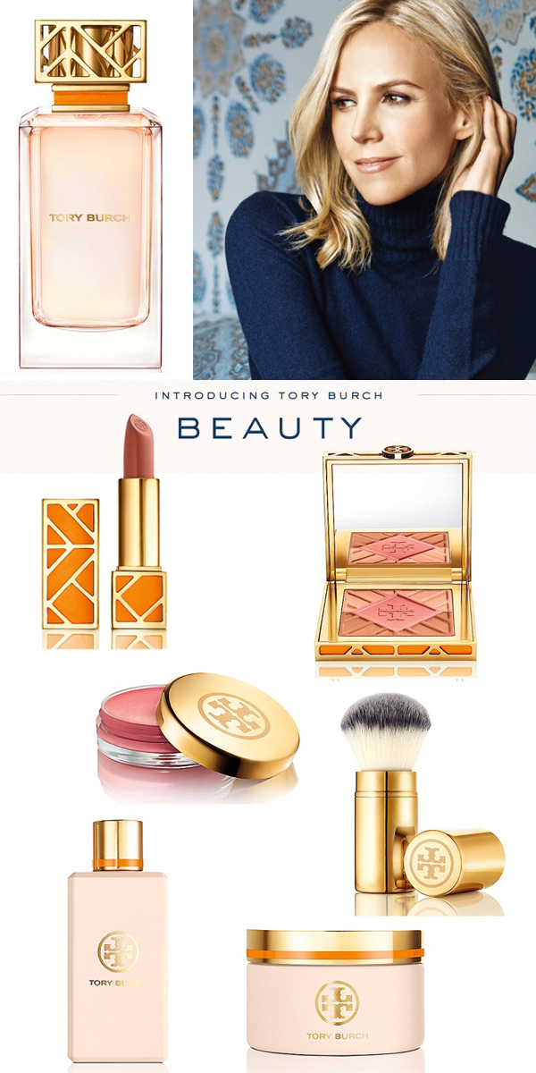 On My Radar: Tory Burch Beauty