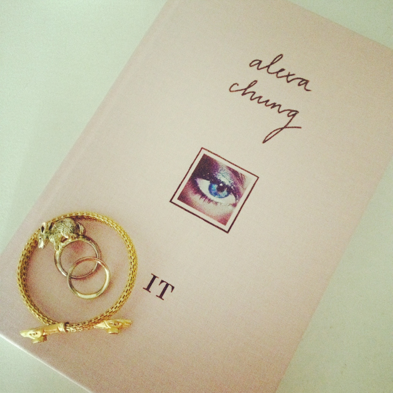 Check It Out Alexa Chung S New Book It Giveaway