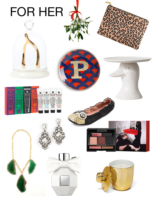 2013 Holiday Gift Guides - FOR HER | Layers of Meaning Blog