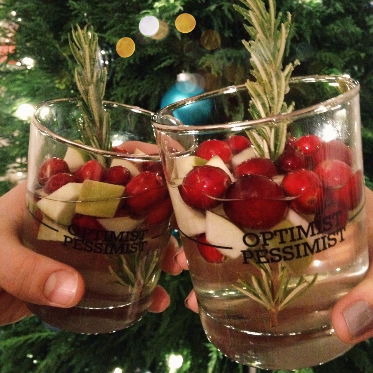 Uncommon Goods Giveaway + Christmas Sangria | Layers of Meaning Blog