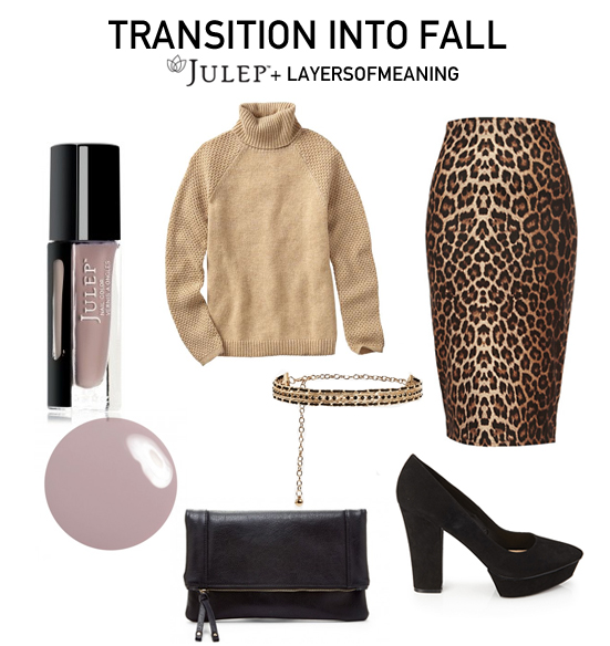 Layers of Meaning Blog: Transitioning into Fall with Julep