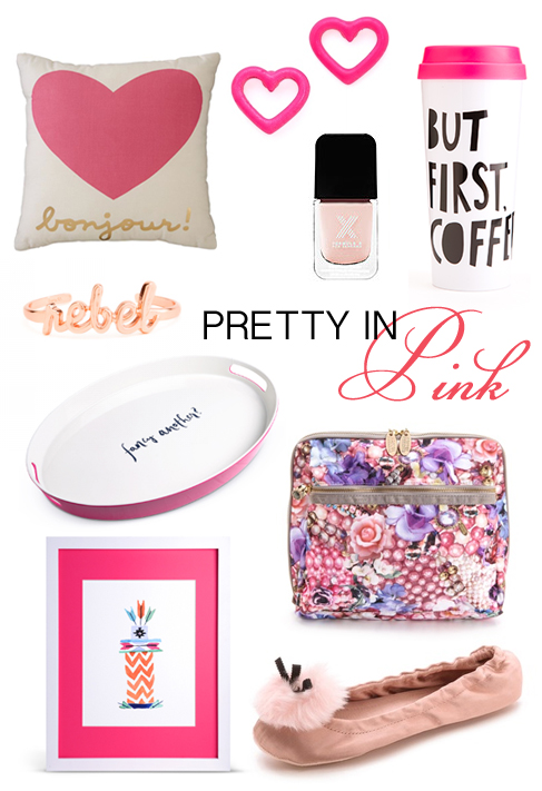 Layers of Meaning Blog: Pretty in Pink