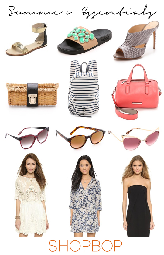 Shopbop Summer Essentials