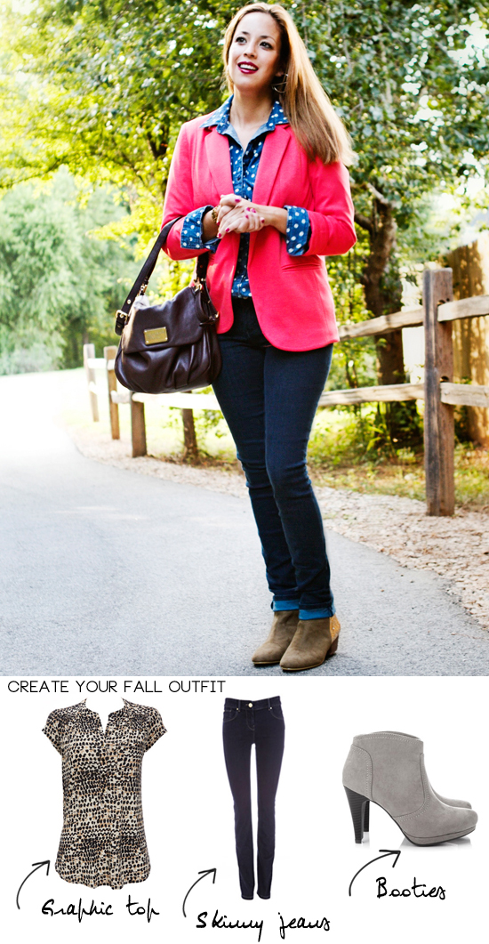 Create Your Wallis Outfit: FALL