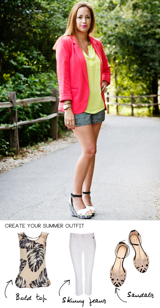 Create Your Wallis Outfit: SUMMER
