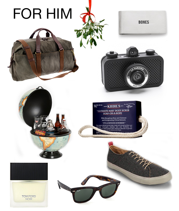 Layers of Meaning: Holiday Gift Guides - For Him