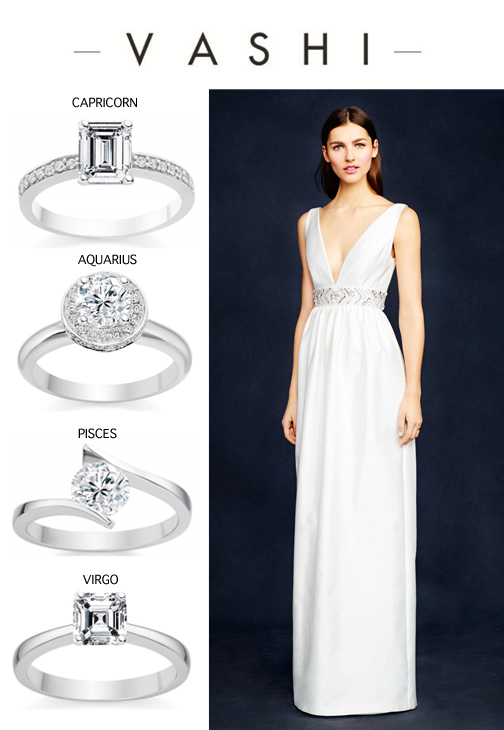 Check Out Vashi Dominguez S Complete Engagement Rings Collection Today