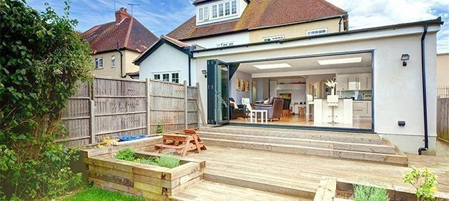 garage conversion ideas and costs - So You Want an Extension – What Are Your Options